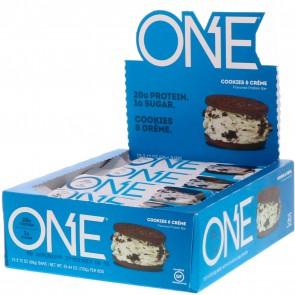OhYeah! One Cookies & Creme (12Bars)