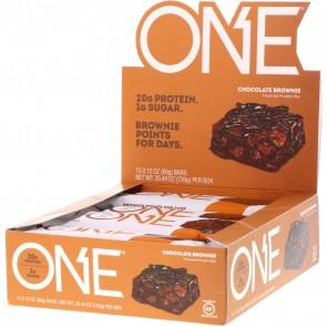 OhYeah! One Chocolate Brownie (12Bars)