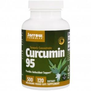 Jarrow Formulas Curcumin 95, 500 mg, 120 Capsules