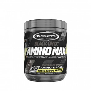 Black Onyx Amino Max White Grape Freeze