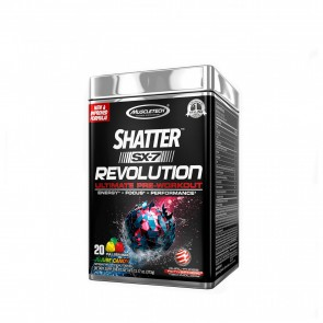 Shatter Preworkout JuJube Candy