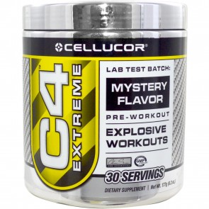 Cellucor C4 Extreme Mystery Flavor 30 Servings