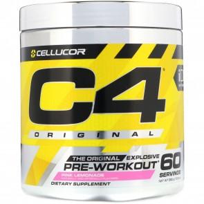 Cellucor C4 Original ID Series Pink Lemonade 60 Servings 360 Grams