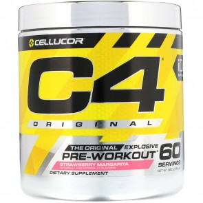 Cellucor C4 Pre-Workout Explosive Energy Strawberry Margarita 13.75 oz (390 g)