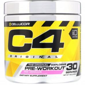 Cellucor C4 Original ID Series Pink Lemonade 30 Servings 180 Grams