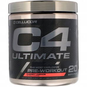 Cellucor C4 Ultimate Cherry Limeade 20 Servings