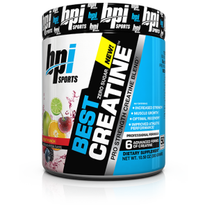 Best Creatine Fruit Punch 50 Serv by BPI Sports