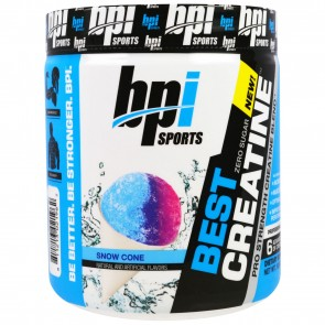 BPI Sports Best Creatine Snow Cone 50 Serv