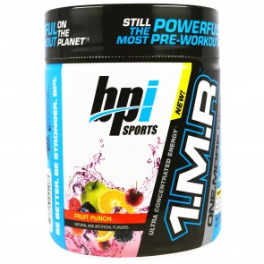 BPI Sports 1.M.R Fruit Punch 30 Servings