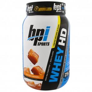 BPI Whey HD Salted Caramel 2.04 lbs