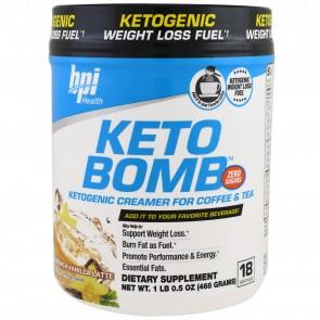 BPI Keto Bomb French Vanilla Latte 1 lb