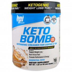 BPI Keto Bomb Caramel Macchiato 1 lb