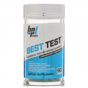 BPI Sports Best Test 60 Capsules