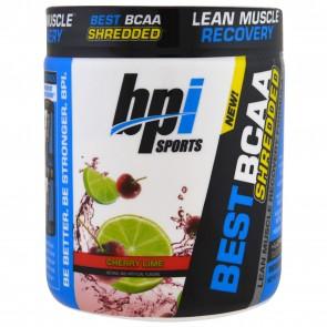 BPI Best BCAA Shredded Cherry Lime 9.7oz