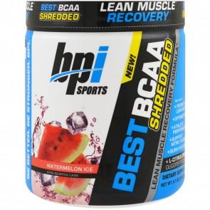 BPI Best BCAA Shredded Watermelon Ice 9.7oz