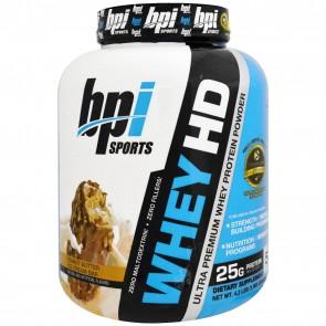 BPI Whey HD Peanut Butter Ice Cream Bar 4.2 lbs