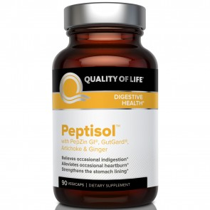 Quality of Life Peptisol 90 VegiCaps