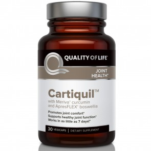 Quality of Life Cartiquil 60 Vegi Capsules