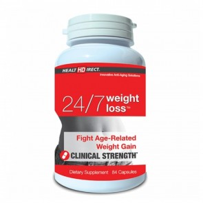 24/7 Weight Loss 84 Capsules by Health Direct