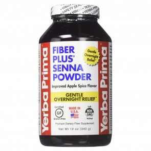Yerba Prima Fiber Plus 12 oz Powder