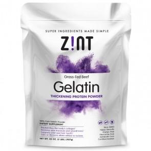 ZINT Beef Gelatin Powder Pouch 2 lbs
