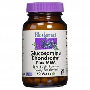 Bluebonnet Glucosamine Chondroitin 60 Capsules