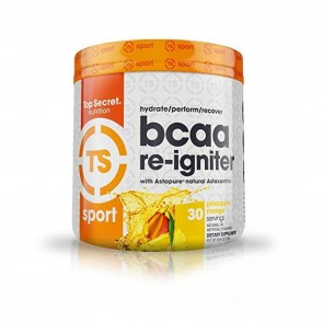 Top Secret Nutrition BCAA Re Igniter Pineapple Mango