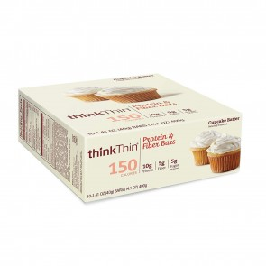ThinkThin High Protein Bar | ThinkThin High Protein Bar Cupcake Batter