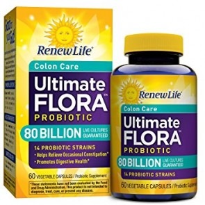 Ultimate Flora 80 Billion Reviews | Ultimate Flora 80 Billion