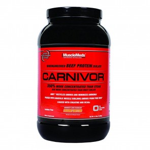Musclemeds Carnivor Peanut Butter 2.3 lb
