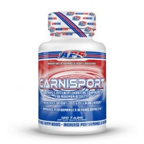 Carnisport 120 Tablets by APS