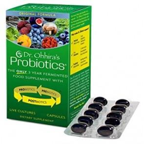 Dr. Ohhiras Probiotics 100 Capsules