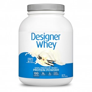 Designer Whey Protein French Vanilla 4.4 lbs