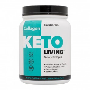 Natures Plus Keto Living Natural Collagen