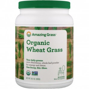 Amazing Grass Organic Wheat Grass 800g