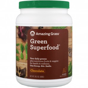 Amazing Grass Green Superfood Chocolate 800 Grams
