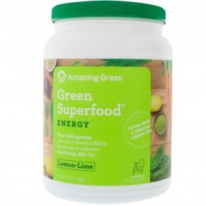 Amazing Grass Green Superfood Energy Lemon Lime 700 Grams