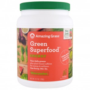 Amazing Grass Green Superfood Energy Watermelon 700 Grams