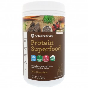 Amazing Grass Protein Superfood Rich Chocolate 1.7 lb