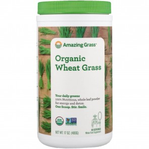 Amazing Grass Organic Wheat Grass 480g
