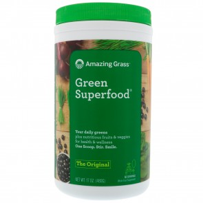 Amazing Grass Green Superfood Original 480 Grams