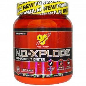 BSN N.O. Xplode Pre-Workout Igniter Fruit Punch 1.22 lbs