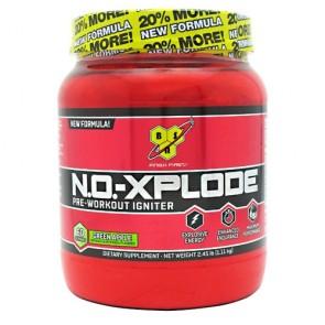 BSN N.O. Xplode Pre-Workout Igniter Cherry Limeade 2.45 lbs