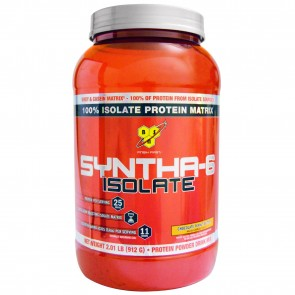 BSN Syntha-6 Isolate Chocolate Peanut Butter  2.01 lbs