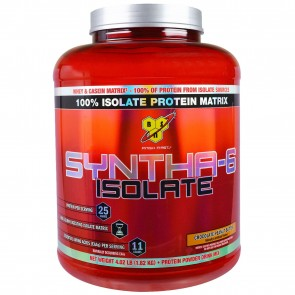 BSN Syntha-6 Isolate Chocolate Peanut Butter 4.01 lbs