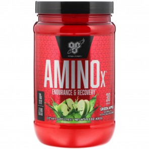 BSN Amino X Green Apple 15.3 oz