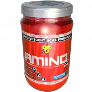 BSN Amino X Blue Raspberry 15.3 oz