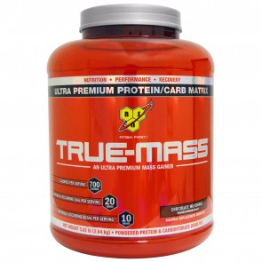 BSN True Mass Chocolate Milkshake 5.82 lbs
