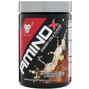 BSN Amino X Cherry Cola 20 Servings