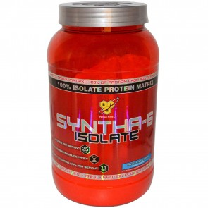 BSN Syntha-6 Isolate Vanilla 2 lbs